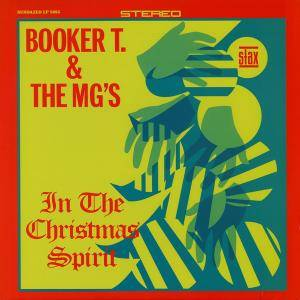 Cover - Booker T. & The MG's: In The Christmas Spirit