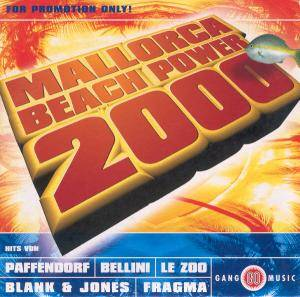 Mallorca Beach Power 2000 - Cover