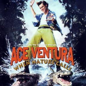 Cover - Blessid Union Of Souls: Ace Ventura - When Nature Calls