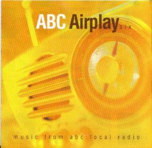 Cover - Martin Sexton: ABC Airplay Six: Music From ABC Local Radio