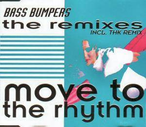 Cover - Bass Bumpers: Move To The Rhythm
