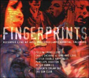 Fingerprints: Recorded Live At Arge Kulturgelände Nonntal, Salzburg Vol 1 - Cover