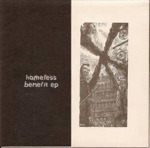 Homeless Benefit EP - Cover