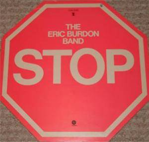 The Eric Burdon Band: Stop - Cover