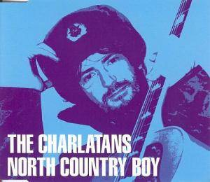 The Charlatans: North Country Boy - Cover