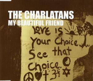 The Charlatans: My Beautiful Friend - Cover