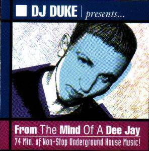 Cover - Storm: DJ Duke Presents: From The Mind Of A Dee Jay