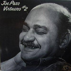 Cover - Joe Pass: Virtuoso #2
