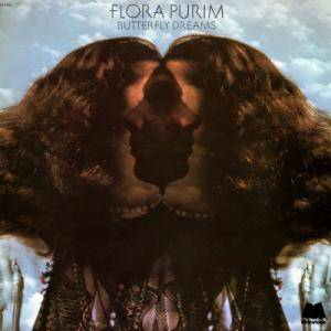 Cover - Flora Purim: Butterfly Dreams