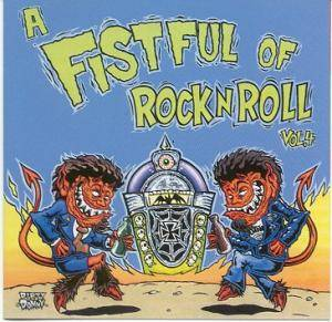Fistful Of Rock'n Roll - Volume 4, A - Cover