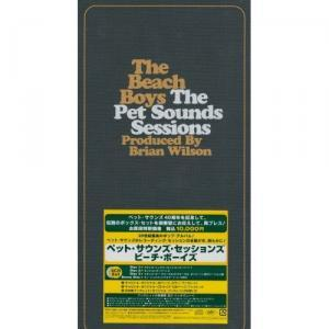 Beach Boys, The: Pet Sounds Sessions, The - Cover