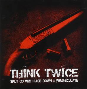 Cover - Face Down: Think Twice