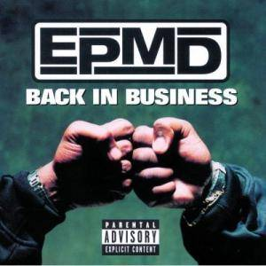 EPMD: Back In Business - Cover