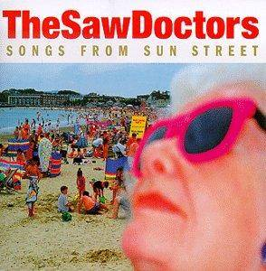 Cover - Saw Doctors, The: Songs From Sun Street