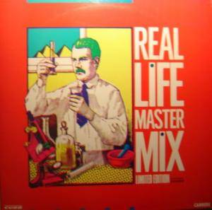 Cover - Real Life: Master Mix