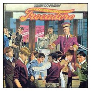 Cover - Showaddywaddy: Trocadero