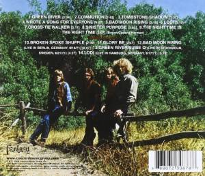 Creedence Clearwater Revival: Green River (CD) - Bild 2