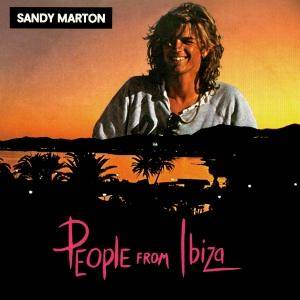 Sandy Marton: People From Ibiza - Cover