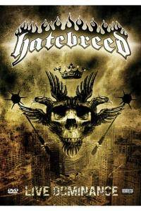 Hatebreed: Live Dominance - Cover