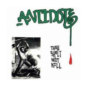 Antidote: Thou Shalt Not Kill - Cover