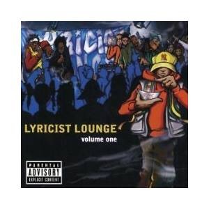 Cover - Natural Elements: Lyricist Lounge Volume One