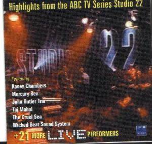 Studio 22 » Highlights From The Abc TV Series - Cover