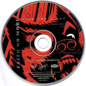 Faith No More: King For A Day, Fool For A Lifetime (CD) - Bild 3