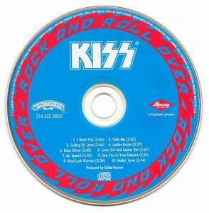 KISS: Rock And Roll Over (CD) - Bild 3