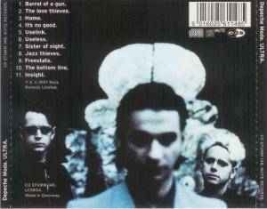 Depeche Mode: Ultra (CD) - Bild 4