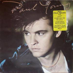 Paul Young: Secret Of Association, The - Cover
