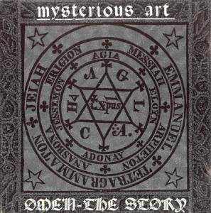Mysterious Art: Omen - The Story - Cover