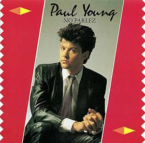 Paul Young: No Parlez - Cover