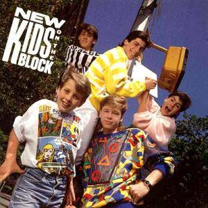 Cover - New Kids On The Block: New Kids On The Block