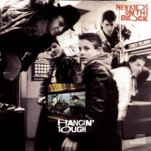 Cover - New Kids On The Block: Hangin' Tough