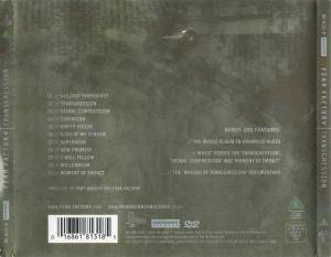 Fear Factory: Transgression (CD + DVD) - Bild 2