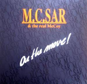 Cover - M.C. Sar & The Real McCoy: On The Move!