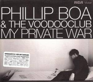 Cover - Phillip Boa And The Voodooclub: My Private War