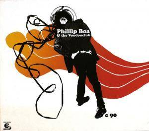 Phillip Boa And The Voodooclub: C90 - Cover