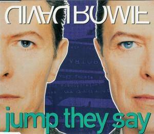 David Bowie: Jump They Say - Cover