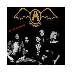 Aerosmith: Get Your Wings - Cover