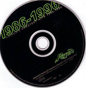 Poison: Poison's Greatest Hits 1986-1996 (CD) - Bild 3