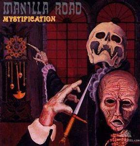 Manilla Road: Mystification - Cover