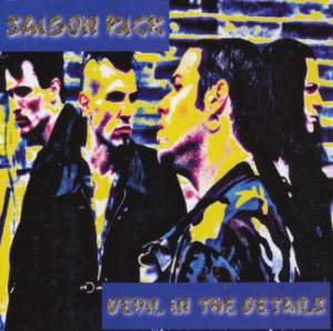 Saigon Kick: Devil In The Details - Cover