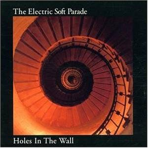 The Electric Soft Parade: Holes In The Wall - Cover