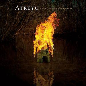 Cover - Atreyu: Death-Grip On Yesterday, A