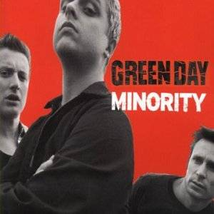 Green Day: Minority - Cover