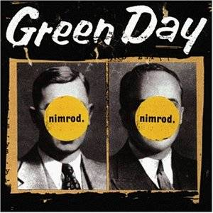 Green Day: Nimrod. - Cover
