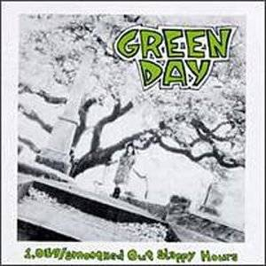 Green Day: 1,039/Smoothed Out Slappy Hours - Cover