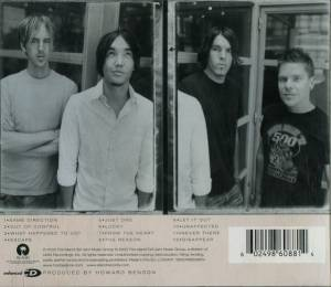 Hoobastank: The Reason (CD) - Bild 2
