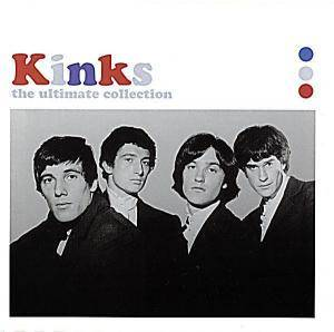 The Kinks: Ultimate Collection (Sanctuary Records), The - Cover